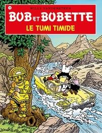 Le tumi timide Bob et Bobette, Willy Vandersteen, Paperback