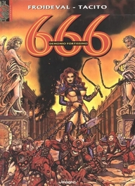 666 03. DEMONIO FORTISSIMO 666, TACITO, FRANCK, MARCELA-FROIDEVAL, FRANCOIS, Paperback