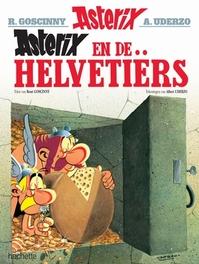 ASTERIX 16.  ASTERIX EN DE HELVETIERS ASTERIX, UDERZO, ALBERT, GOSCINNY, RENÉ, Paperback