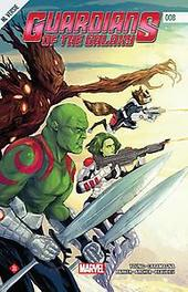 08 Guardians of the Galaxy GUARDIANS OF THE GALAXY, Bendis, Brian Michael, Paperback
