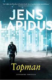 Topman Jens Lapidus, Paperback