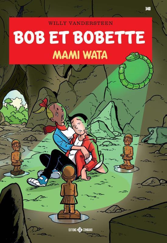 Mami Wata Bob et Bobette, Willy Vandersteen, Paperback