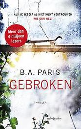 Gebroken Paris, B.A., Ebook