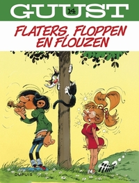 GUUST FLATER 14. FLATERS, FLOPPEN EN FLOUZEN GUUST FLATER, Franquin, André, Paperback