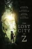 Lost city of Z, (DVD)