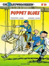 BLAUWBLOEZEN 39. PUPPET BLUES BLAUWBLOEZEN, Cauvin, Raoul, Paperback