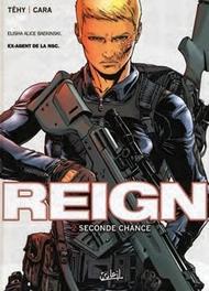 REIGN HC02. TWEEDE KANS REIGN, Vincent, Cara, Hardcover