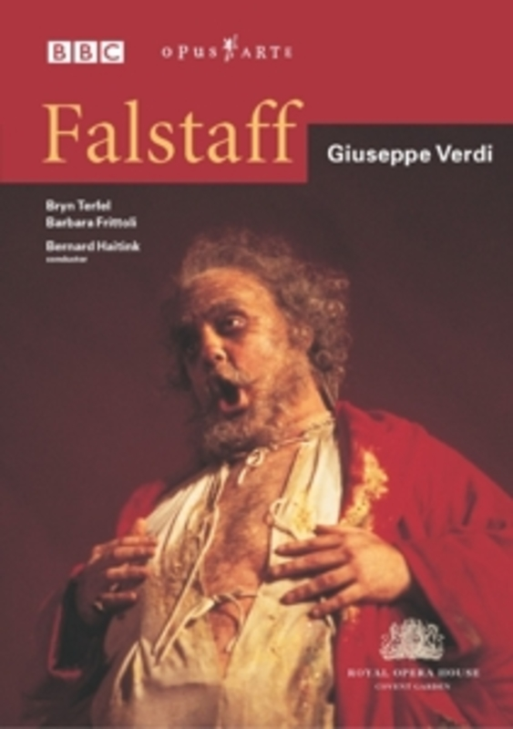 FALSTAFF PAL/ALL REGIONS W/ROYAL OPERA HOUSE ORCH./B.HAITINK G. VERDI, DVDNL