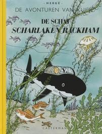 KUIFJE FACSIMILE KLEUR HC12. DE SCHAT VAN SCHARLAKEN RACKHAM KUIFJE FACSIMILE KLEUR, Hergé, Hardcover