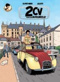 2CV voor een boegbeeld AUTOREPORTAGES VAN MARGOT, Olivier Marin, Hardcover