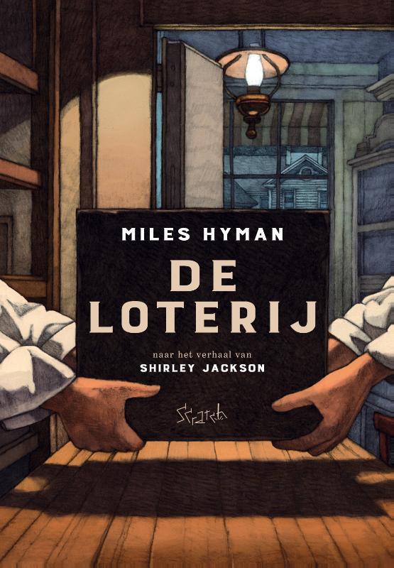 De loterij Miles Hyman, Hardcover