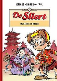 Archief 42 De sliert - De sliert in Japan De sliert in Japan, Zidrou, Hardcover
