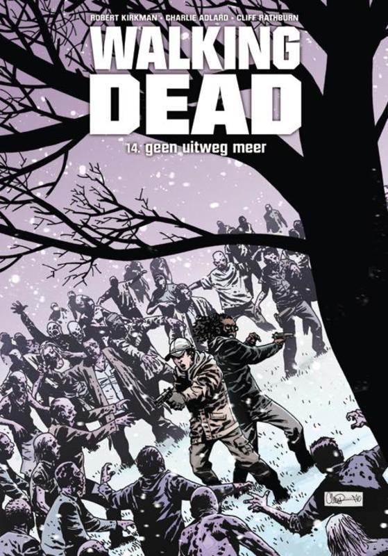 Geen uitweg meer Walking Dead, Robert Kirkman, Hardcover