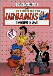 Snotneus in love Urbanus, Linthout, Willy, Paperback