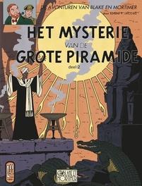 BLAKE EN MORTIMER 05. HET MYSTERIE VAN DE GROTE PIRAMIDE 02: DE KAMER VAN HORUS BLAKE EN MORTIMER, Jacobs, Edgar P., Paperback