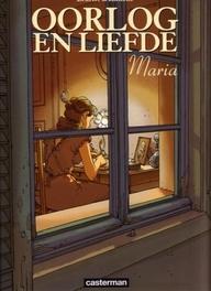 OORLOG EN LIEFDE HC02. EEN ZOMER IN PARIJS OORLOG EN LIEFDE, Richelle, Philippe, Hardcover