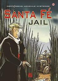 Mortensens Mondiale Mysteries 2 Santa Fe Jail Santa Fé jail, Lars, Jakobsen, Paperback