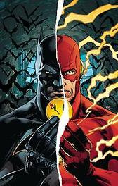 Batman/The Flash The Button Deluxe Edition (International Ve BATMAN / FLASH, Joshua, Williamson, Hardcover