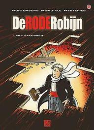 Mortensens Mondiale Mysteries 1 De rode robijn Mortensens mondiale mysteries, Jakobsen, Lars, Paperback