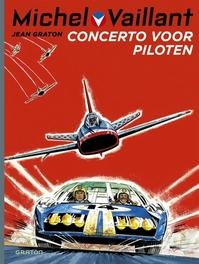 MICHEL VAILLANT HC13. CONCERTO VOOR PILOTEN. MICHEL VAILLANT, GRATON, JEAN, Hardcover