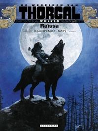 THORGAL, WERELD VAN: WOLVIN 01. RAISSA THORGAL, WERELD VAN: WOLVIN, SURZHENKO, ROMAN, YANN, Paperback