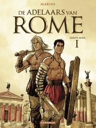 ADELAARS VAN ROME 01. EERSTE BOEK ADELAARS VAN ROME, Marini, Paperback