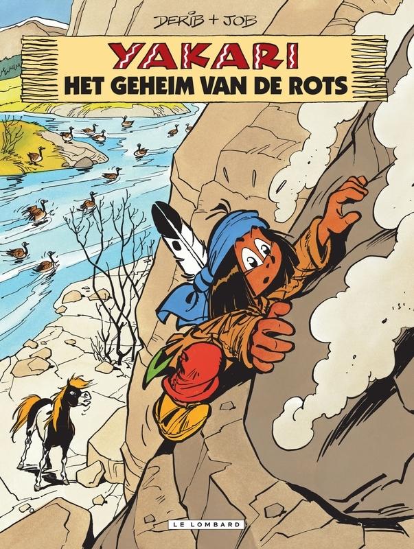 YAKARI 25. HET GEHEIM VAN DE ROTS YAKARI, DERIB, Paperback