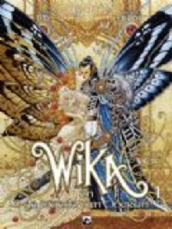 Wika deel 1. De woede van Oberon (Ledroit, Day) Hardcover BKST