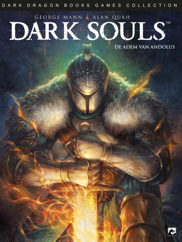Dark Souls, de adem van Andolus Dark Souls, Mann, George, Paperback