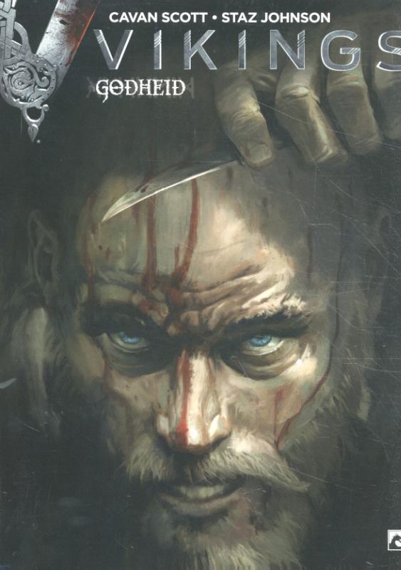 Vikings deel 1 Opstand (Scot, Johnson) Paperback Vikings, Scott, Cavan, BKST