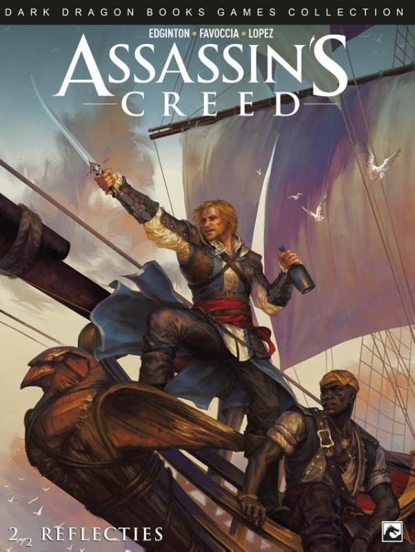 Assassin's Creed: Zonsondergang 2 (Del Col & McCreery, Neil Edwards) Paperback Assassin's creed, BKST