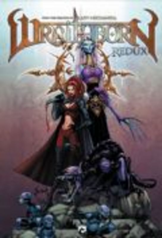 Wraithborn deel 2 (Joe Benitez) Paperback Wraithborn, Chen, Marcia, BKST