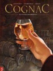 Cognac 1 van 3 De Invloed van Demonen HC (Aurore Folny, Corbeyran) Hardcover