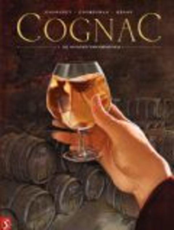 Cognac 1 van 3 De Invloed van Demonen HC (Aurore Folny, Corbeyran) Hardcover Cognac, BKST