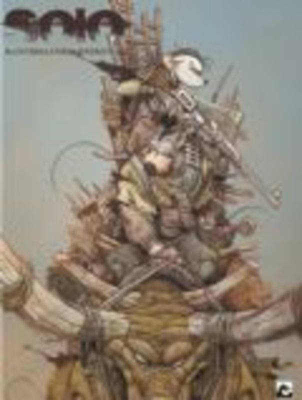 Solo Kannibalen kronieken deel 3 van 3 (Oscar Martin) Paperback Martin, Oscar, BKST