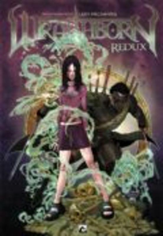 Wraithborn deel 1 (Joe Benitez) Paperback Wraithborn, Chen, Marcia, BKST