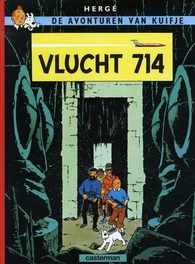 KUIFJE 22. VLUCHT 714 KUIFJE, HERGE, Paperback