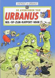URBANUS 088. NUL-OP-ZIJN-RAPPORT-MAN