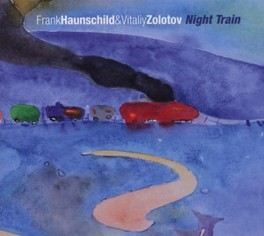 NIGHT TRAIN HAUNSCHILD, FRANK & VITAL, CD