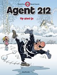 AGENT 212 23. OP GLAD IJS AGENT 212, KOX, DANIËL, CAUVIN, RAOUL, Paperback