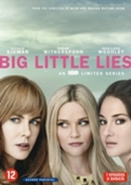 BIG LITTLE LIES BILINGUAL /CAST: REESE WITHERSPOON, NICOLE KIDMAN Moriarty, Liane, DVDNL