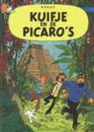 KUIFJE HC23. DE PICARO'S KUIFJE, HERGÉ, Hardcover