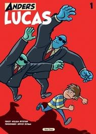 ANDERS 01. LUCAS ANDERS, Erwin, Suvaal, Paperback