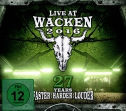 LIVE AT WACKEN.. -BR+CD-