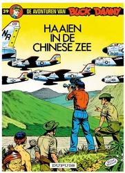 BUCK DANNY 039. HAAIEN IN CHINESE ZEE