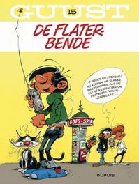 GUUST FLATER 15. DE FLATERBENDE GUUST FLATER, Franquin, André, Paperback