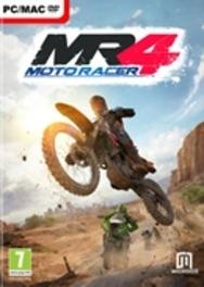 Moto Racer 4 (DVD-Rom)
