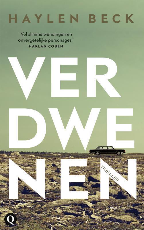 Verdwenen Haylen Beck, Paperback
