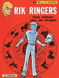 RIK RINGERS 19. HET TEKEN VAN DE ANGST RIK RINGERS, TIBET, Paperback