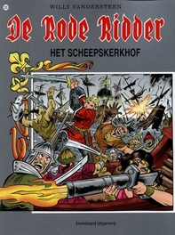 Het scheepskerkhof RODE RIDDER, Vandersteen, Willy, Paperback